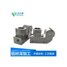 佛山厂家铝加工铝制品深加工镗孔油阀加工铝加工金属加工材加工