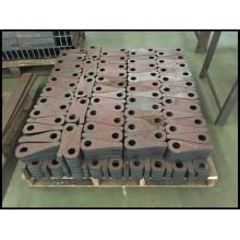 长兴激光加工外协 碳钢板激光切割加工