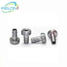 厂家直销定制加工皮管气管粗细内外牙铜铁不锈钢公母防锈接头