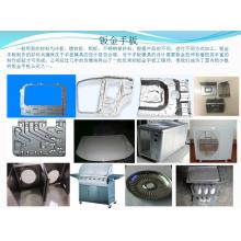 CNC加工生产