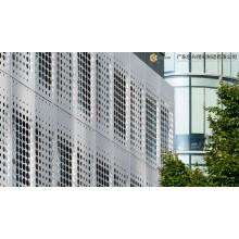 铝平板冲孔,幕墙板定制,广东大型钣金精密加工厂家