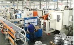 今飞摩托车铝轮毂生产线9月投产