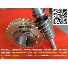 铸造加工机械配件、五金配件、传动件,蜗杆蜗轮铜套联轴器轴类