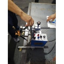 青岛跃鸿博 KA-H1水平角焊接小车,弧角焊接小车