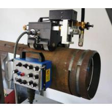 跃鸿博KA-GD磁力管道焊接小车,小管道环缝焊接小车
