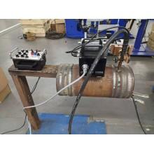 跃鸿博KA-GD无轨道磁力管道环缝焊接小车(自动调节位置)