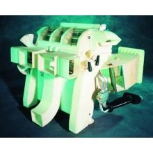 激光烧结塑料手板模型 材料有尼龙和尼龙+玻纤
